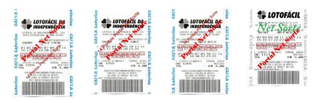 lotofacil 14 pontos