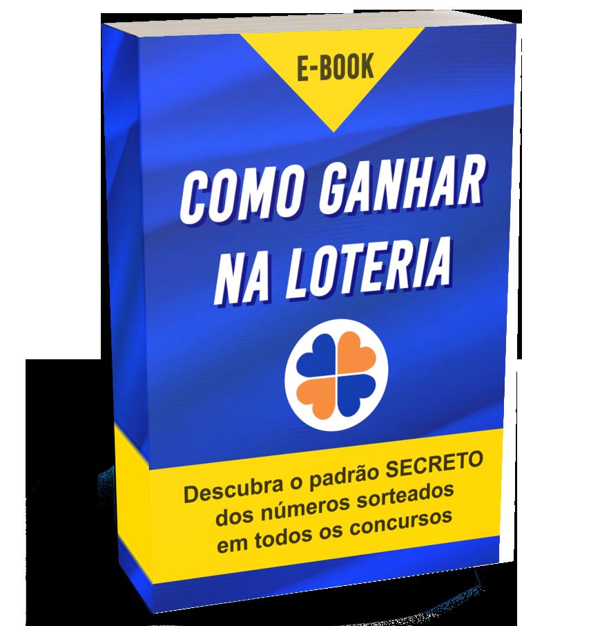 Baixe nosso E-Book Grátis e saiba o padrão SECRETO dos números das loterias