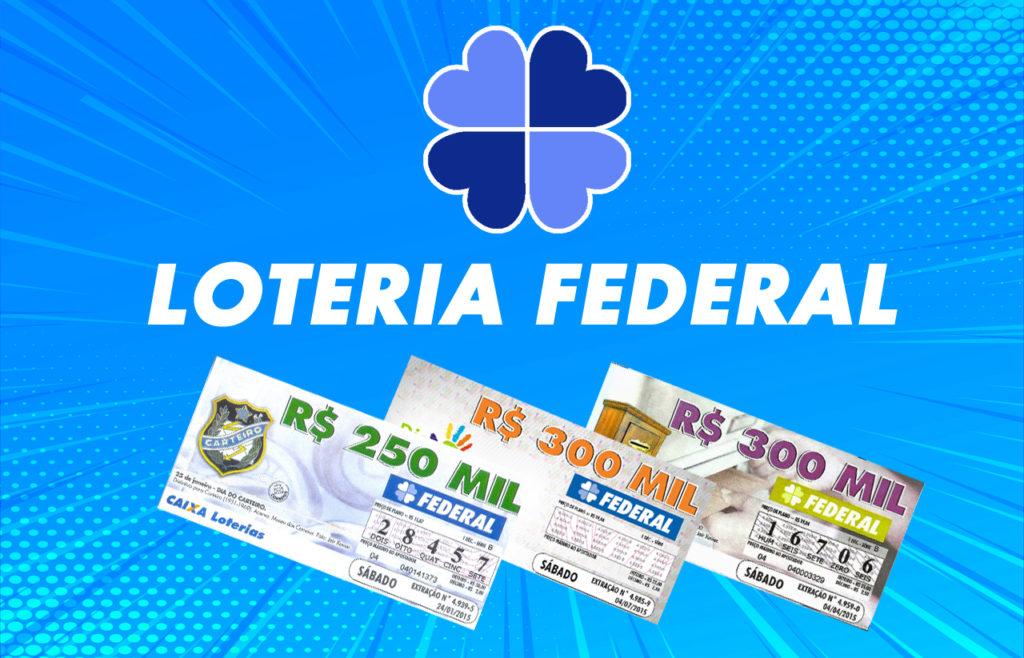 Loteria Federal 5584