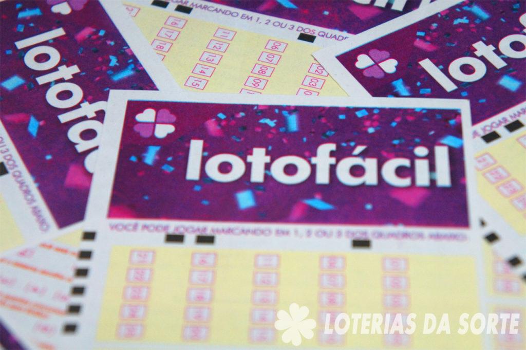lotofácil concurso