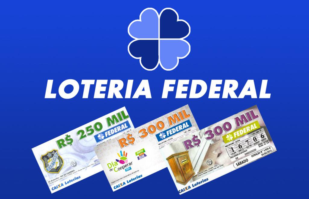 resultado da Loteria Federal concurso 5584