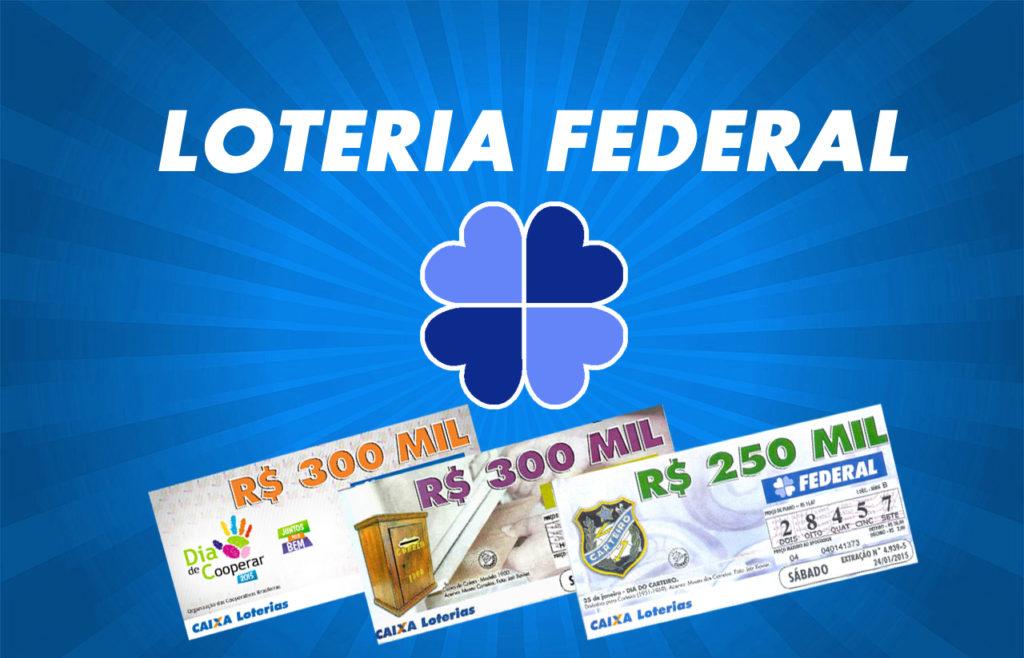 Loteria Federal concurso 5584