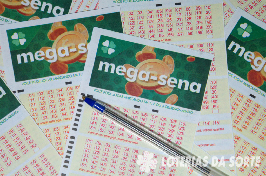 Mega Sena concurso 2418