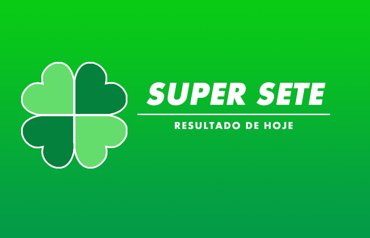Resultado do Super Sete