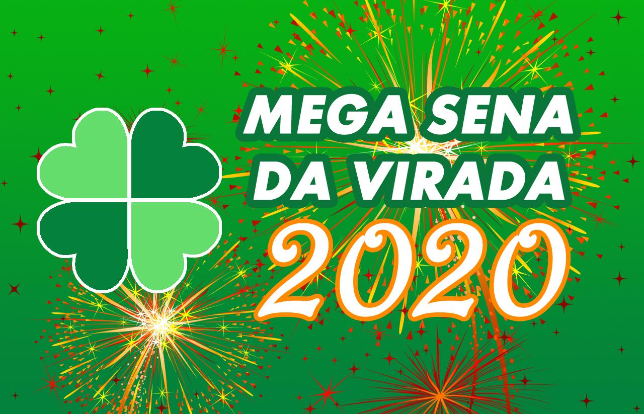 mega sena da virada 2020