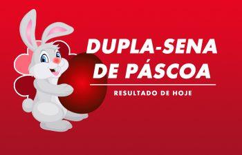 Resultado da Dupla-Sena de Páscoa 2021 deste sábado Concurso 2212